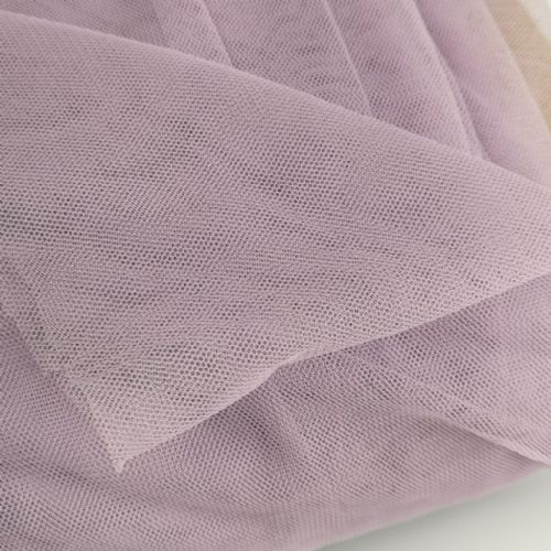 Soft Tull | Lilac 150 cm | Poly Tulle Blush